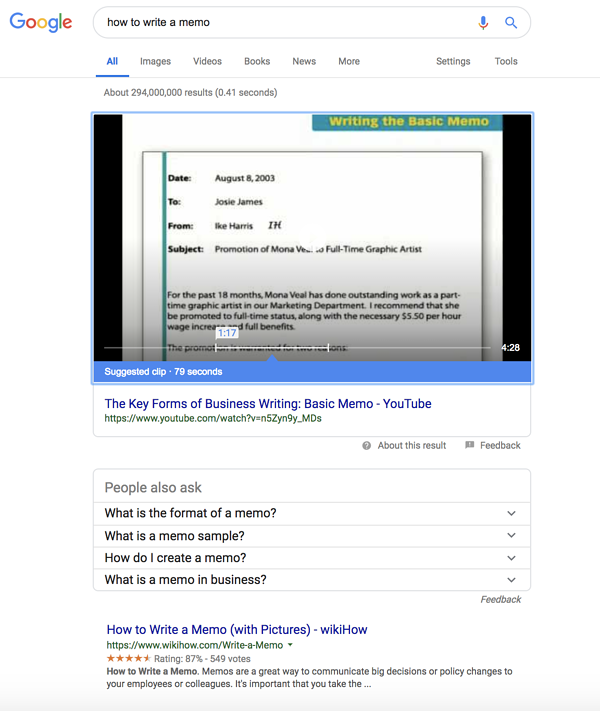 Google Suggested Clip_SEO Strategy