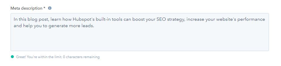 Meta Description_SEO Strategy