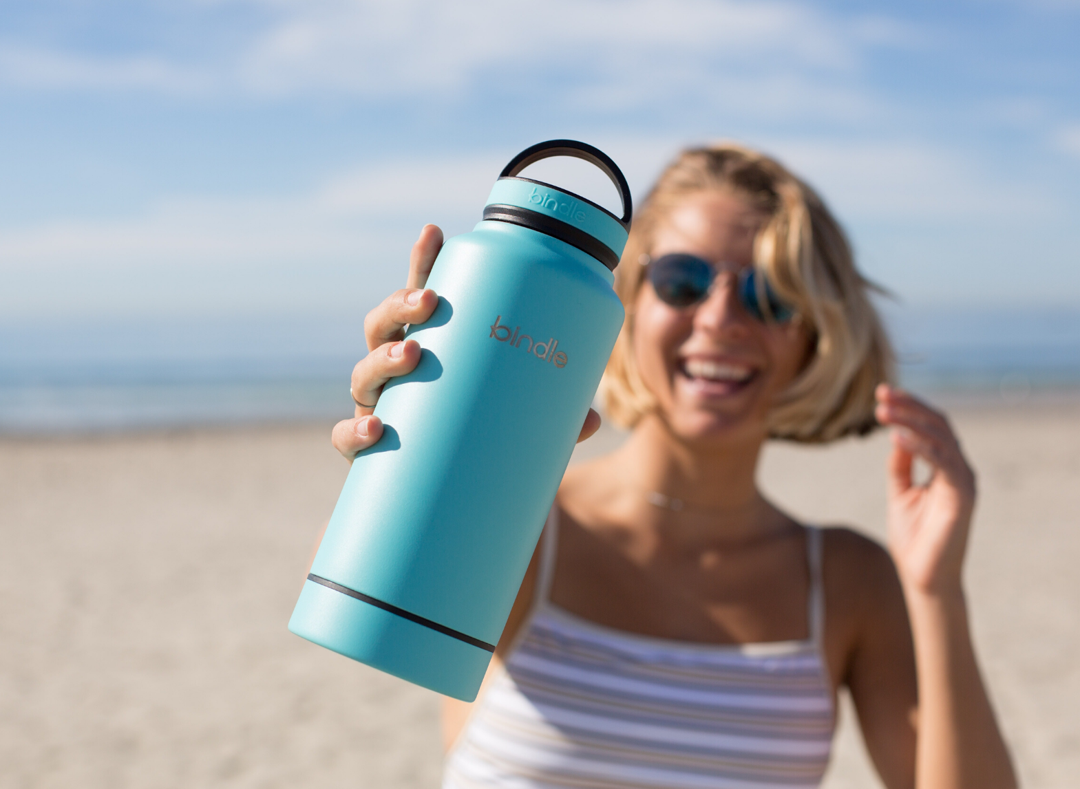 water bottle_A Hubspot Agencys Top 10 Tips for Remote Working