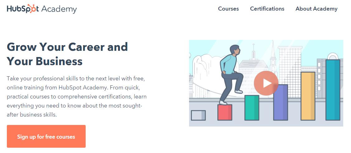 hubspot academy_hubspot certified partner