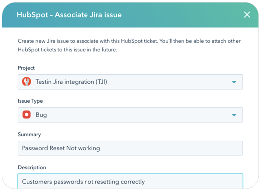 Updated Jira Integration Two-way Sync_hubspot product updates