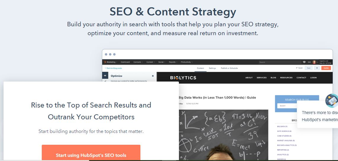 hubspot SEO tips