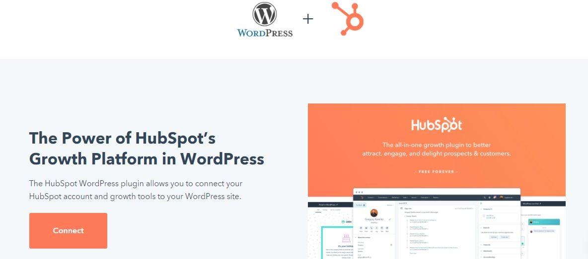 Hubsot CMS and Wordpress