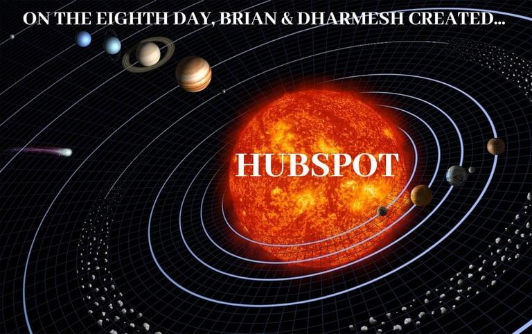 On the Eight Day, Brian Halligan Created HubSpot (1)