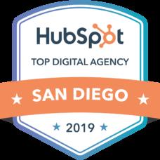 Top Digital Agency San Diego Hubspot