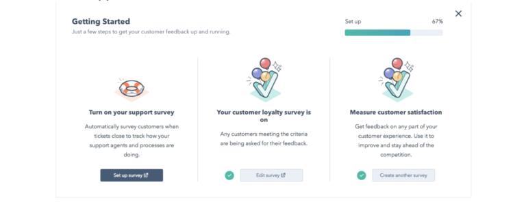 hubspot updates on customer feedback dashboard